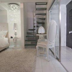 Отель Athens Diamond Homtel 4* Люкс с различными типами кроватей фото 2