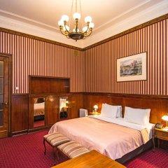 Легендарный Отель Советский 4* Номер Делюкс разные типы кроватей фото 3