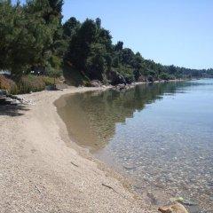 Отель Para Thin Alos Греция, Ситония - отзывы, цены и фото номеров - забронировать отель Para Thin Alos онлайн пляж