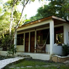 Hotel Jaguar Inn Tikal 3* Бунгало с различными типами кроватей фото 2