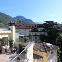 Отель Attico Belvedere Больцано балкон