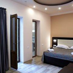 Бутик-отель Корал 4* Стандартный номер с двуспальной кроватью фото 13