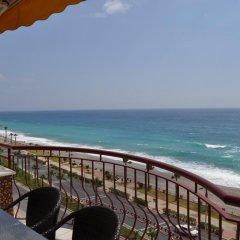 Отель Comfort Appartments Alanya балкон