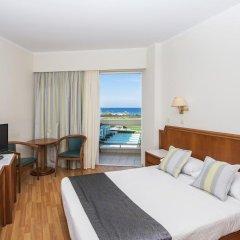 Отель Apollo Beach 4* Стандартный номер с 2 отдельными кроватями фото 9