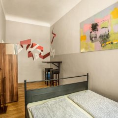 Ahoy! Hostel Номер с общей ванной комнатой с различными типами кроватей (общая ванная комната) фото 3