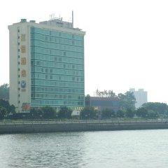 Отель Jiangyue Hotel - Guangzhou Китай, Гуанчжоу - отзывы, цены и фото номеров - забронировать отель Jiangyue Hotel - Guangzhou онлайн приотельная территория