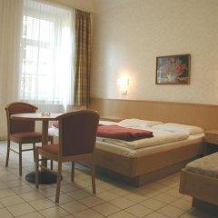 Отель Pension Fünfhaus 2* Стандартный номер с различными типами кроватей