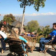 Отель Namobuddha Resort Непал, Бхактапур - отзывы, цены и фото номеров - забронировать отель Namobuddha Resort онлайн приотельная территория фото 2
