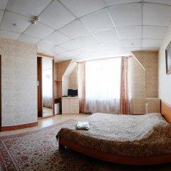 Гостиничный комплекс Жар-Птица Улучшенный номер с различными типами кроватей фото 19