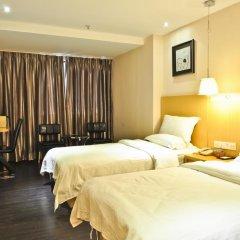Sealy Hotel, Guangzhou 2* Стандартный номер с 2 отдельными кроватями