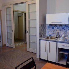 Отель Villa Four Rooms Харьков в номере фото 2