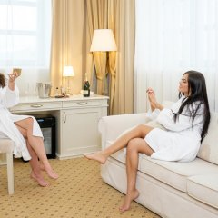 Гостиница Ногай 3* Улучшенный номер разные типы кроватей фото 9