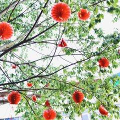 Chengdu Dreams Travel Youth Hostel балкон