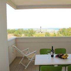 Отель Nero D'Avorio Aparthotel 4* Улучшенные апартаменты разные типы кроватей фото 2