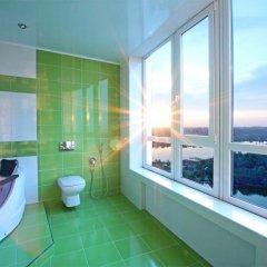 Гостиница VIP-Парус Улучшенные апартаменты с различными типами кроватей фото 10