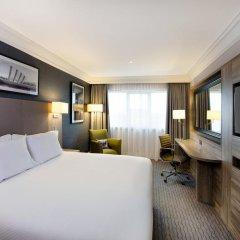 DoubleTree by Hilton Hotel Glasgow Central 4* Стандартный номер с различными типами кроватей фото 2