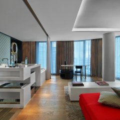 Отель W London Leicester Square 5* Люкс с разными типами кроватей фото 9