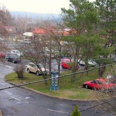 Отель Ludmilla Apartman парковка