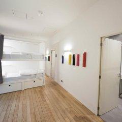 Отель Bluesock Hostels Porto 2* Люкс разные типы кроватей