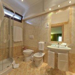 Отель Galileo Италия, Рим - 4 отзыва об отеле, цены и фото номеров - забронировать отель Galileo онлайн ванная