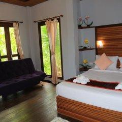 Отель Chaweng Park Place 2* Вилла с различными типами кроватей фото 25