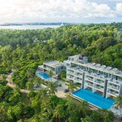 Отель VIlla Thawthisa пляж фото 2
