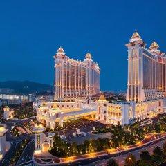 Отель Banyan Tree Macau Люкс с различными типами кроватей фото 8