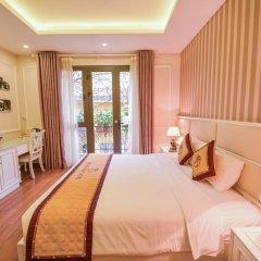 Hanoi HM Boutique Hotel 3* Стандартный номер с двуспальной кроватью фото 2