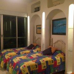 Отель Condominio Mayan Island Playa Diamante Апартаменты с различными типами кроватей фото 27