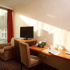 Ambra Hotel 4* Стандартный номер фото 19