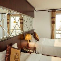 Отель May de Ville Old Quarter 4* Улучшенный номер с различными типами кроватей фото 2