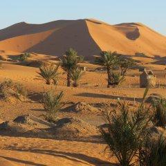 Отель Le Mirage Erg Chebbi Luxury Desert Camp Марокко, Мерзуга - отзывы, цены и фото номеров - забронировать отель Le Mirage Erg Chebbi Luxury Desert Camp онлайн балкон