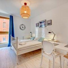 Отель Stay-In Aura Gdańsk Польша, Гданьск - отзывы, цены и фото номеров - забронировать отель Stay-In Aura Gdańsk онлайн комната для гостей фото 2