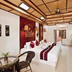 Отель Friendship Beach Resort & Atmanjai Wellness Centre 3* Номер Делюкс с двуспальной кроватью фото 3