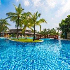 Sanya South China Hotel бассейн фото 2