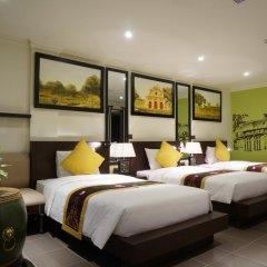 Отель Villa Hue 3* Улучшенный номер с 2 отдельными кроватями фото 4