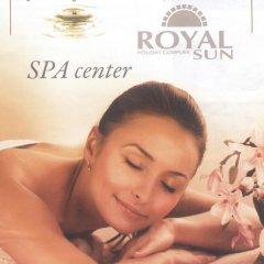 Апартаменты Rogala Apartments In Royal Sun Complex Солнечный берег с домашними животными