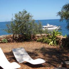 Отель Casa Bianca Rais Gerbi Ласкари пляж