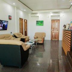 Отель Seven Corals интерьер отеля фото 3