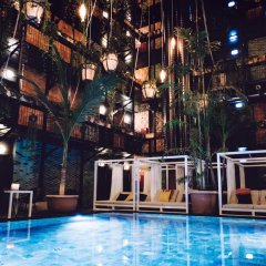 Отель Manon Les Suites Дания, Копенгаген - отзывы, цены и фото номеров - забронировать отель Manon Les Suites онлайн бассейн