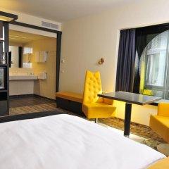 Отель ARCOTEL Onyx Hamburg 4* Улучшенный номер с различными типами кроватей фото 10