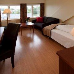Thon Hotel Baronen 3* Стандартный номер с различными типами кроватей фото 3