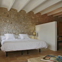 Aldea Roqueta Hotel Rural Люкс с разными типами кроватей фото 9