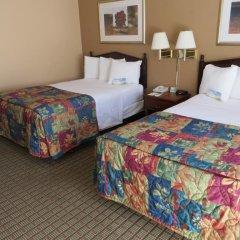 Отель Days Inn by Wyndham Hollywood Near Universal Studios Стандартный номер с различными типами кроватей фото 5