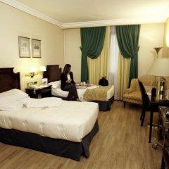 Sercotel Gran Hotel Conde Duque 4* Стандартный номер с различными типами кроватей фото 3