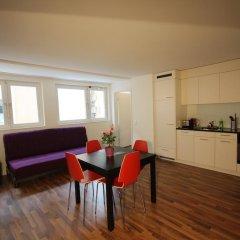 Апартаменты HITrental Badenerstrasse Apartments комната для гостей фото 3