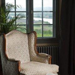 Festningen Hotel & Resort 3* Номер Делюкс с различными типами кроватей фото 5