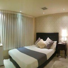 Отель Central 2* Номер категории Эконом с двуспальной кроватью