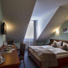 Hotel Blutenburg 2* Стандартный номер с различными типами кроватей