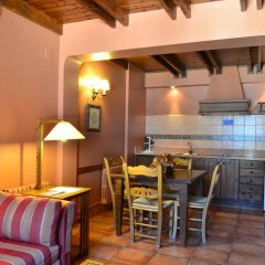 Отель Suite Aparthotel El Refugio de Aran Vielha 3* Апартаменты с разными типами кроватей фото 3